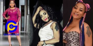 Vicky Zugah exposes chat of a man begging to chop her Tonga