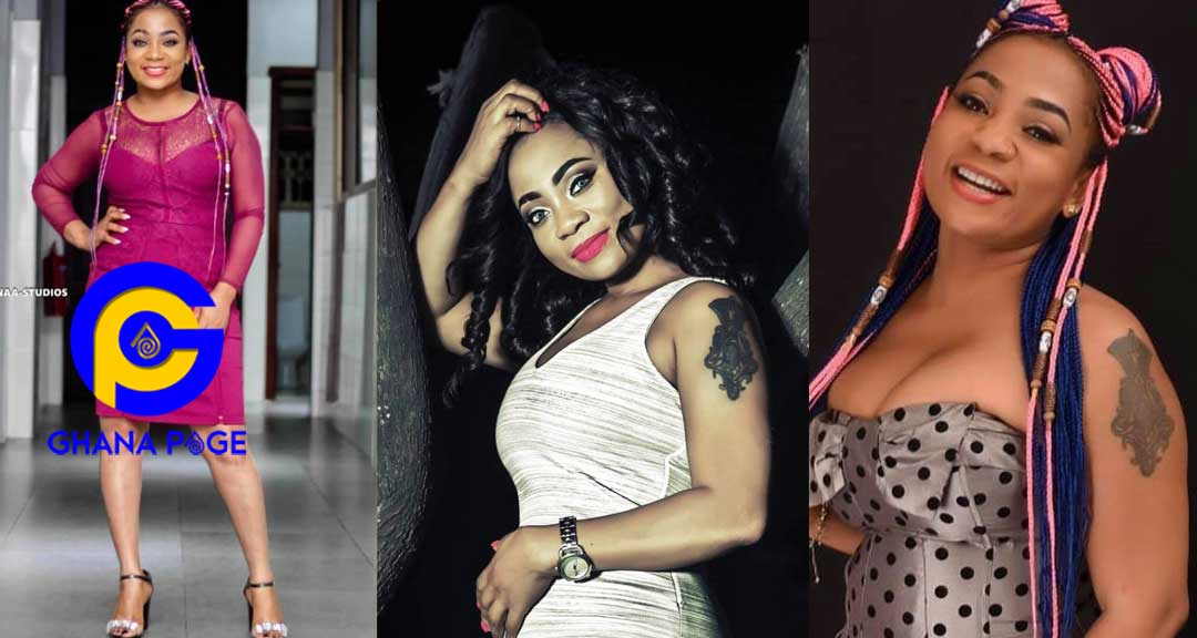 Vicky Zugah - Vicky Zugah exposes chat of a man begging to chop her Tonga