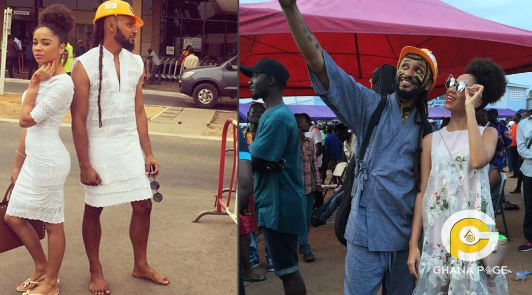"Wanlov and sister - ""Sister Deborah for run as president"" – Wanlov after bashing the government"