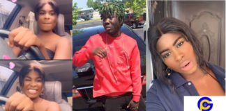 Yaa Jackson jams on Showboy's 'Y3 Blow' song to mock her critics