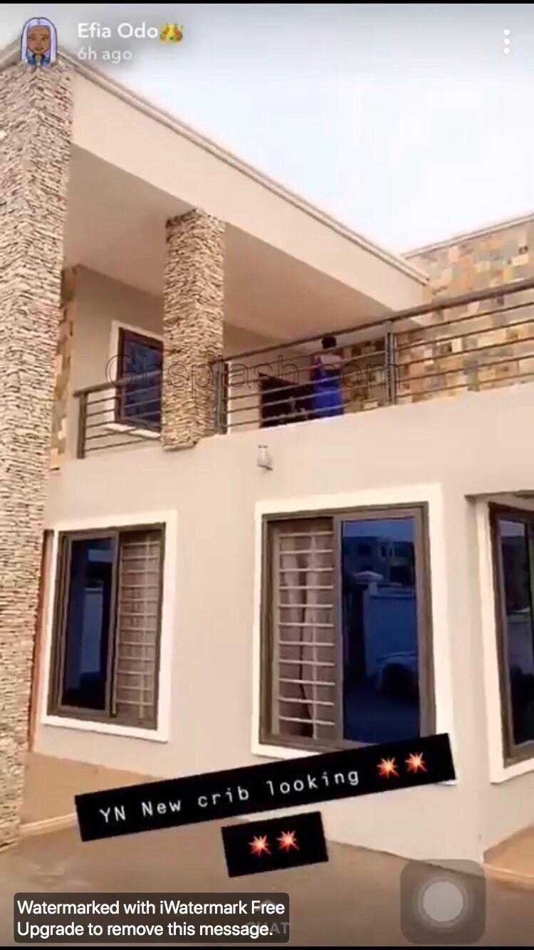 Yvonne Nelson mansion photos 1 - Photos & Video of Yvonne Nelson's new million dollar mansion