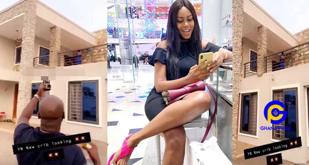 Yvonne Nelson mansion photos 2 - Photos & Video of Yvonne Nelson's new million dollar mansion