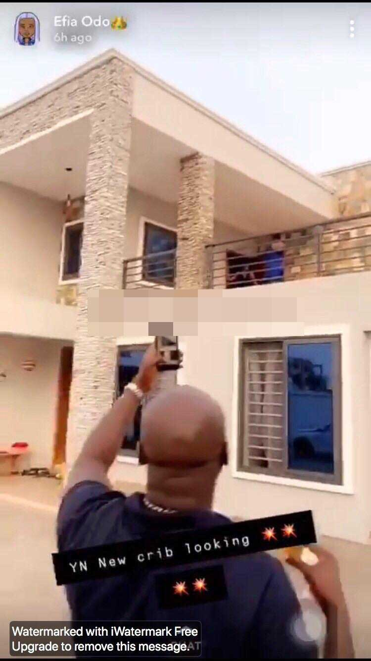 Yvonne Nelson mansion photos - Photos & Video of Yvonne Nelson's new million dollar mansion