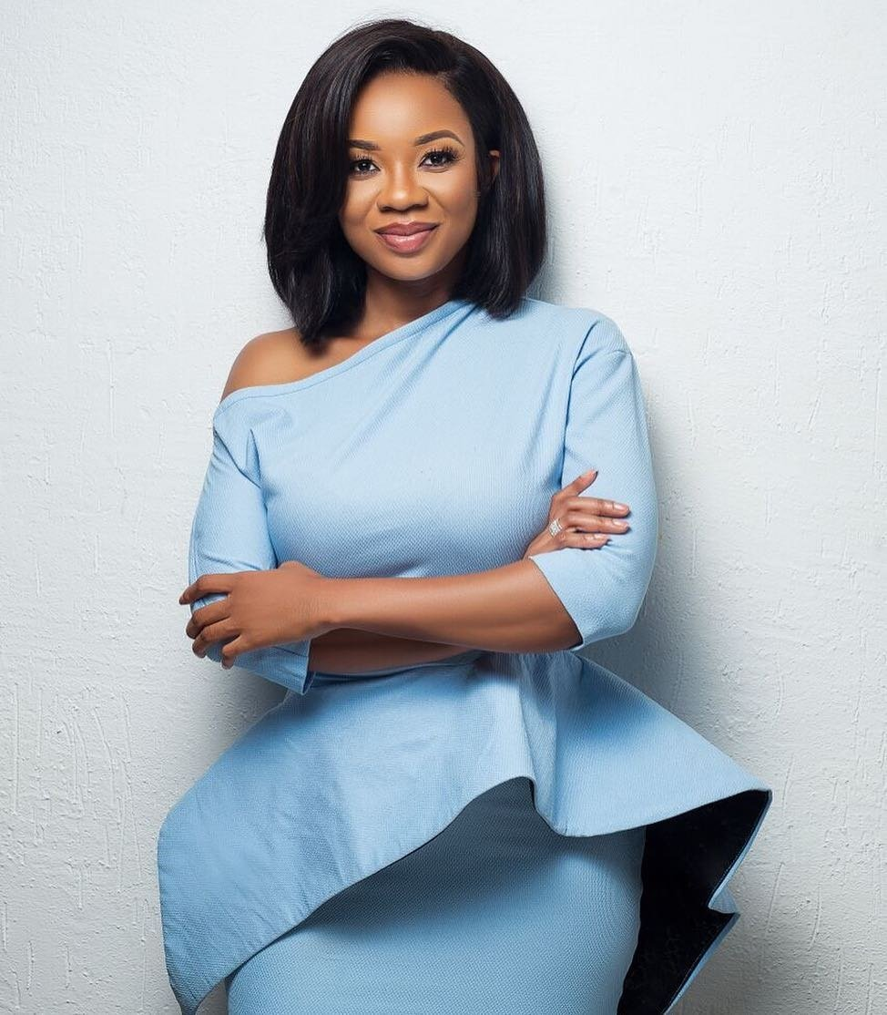 serwaa amihere 1 - Serwaa Amihere releases stunning photos to celebrate her 29th birthday