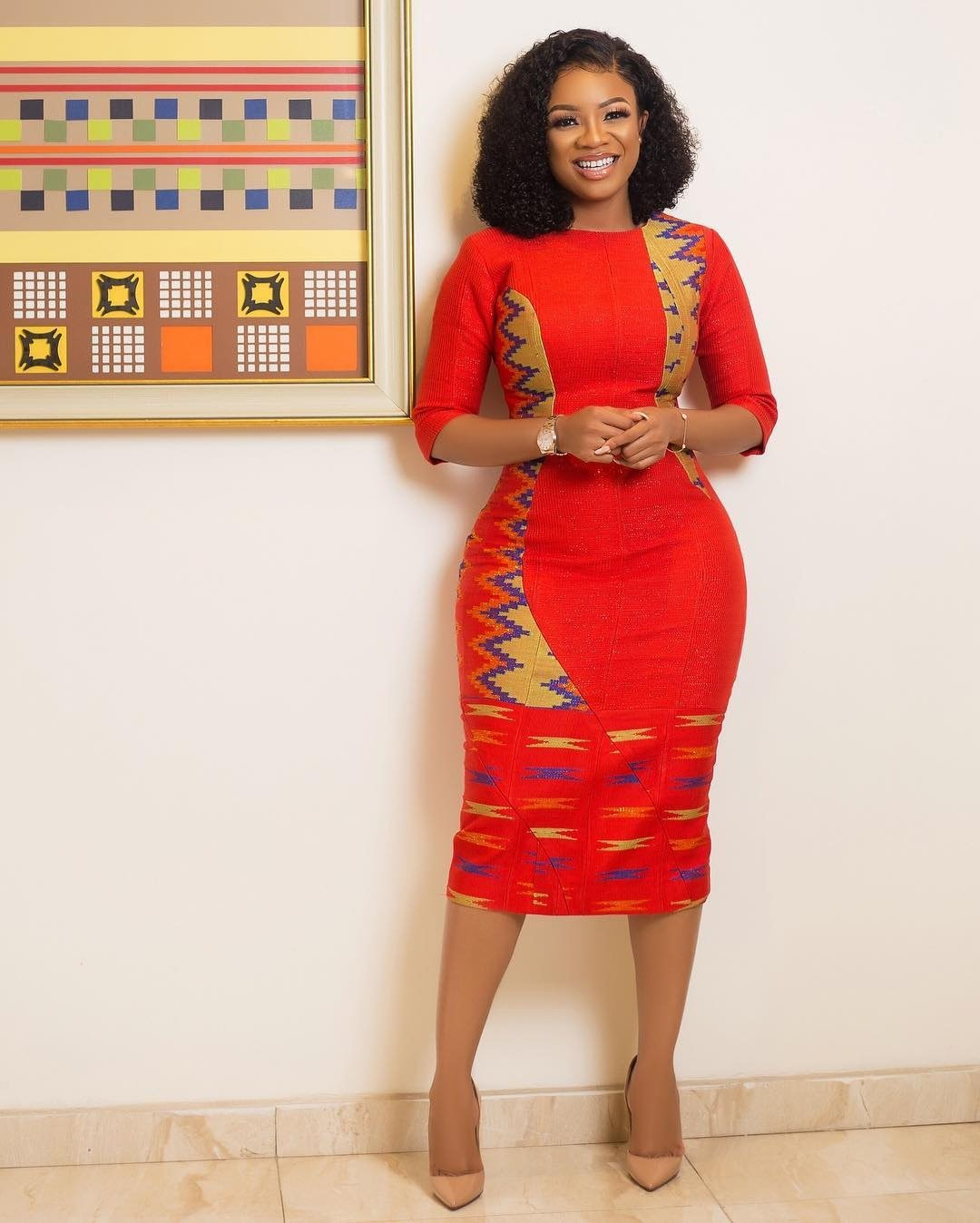 serwaa amihere 2 - Serwaa Amihere releases stunning photos to celebrate her 29th birthday