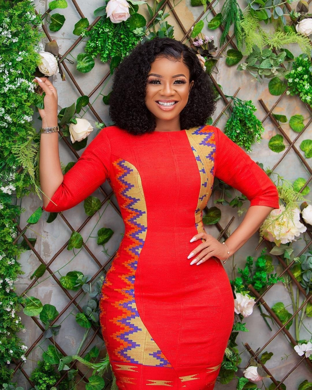 serwaa amihere - Serwaa Amihere releases stunning photos to celebrate her 29th birthday