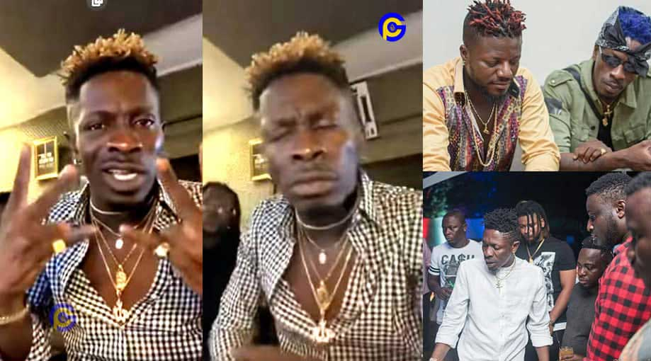 shatta Wale friends - Check yourself and don't blame your friends for your mistakes – Shatta Wale