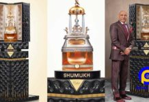The world's most expensive perfume unveiled -It's being sold for $1.295 million [Video+Photos]