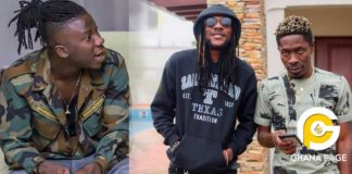 Addi Self's ridiculous reaction to Stonebwoy's new ambassador deal with Samsung Ghana