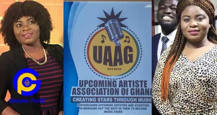 Ghanaian media hype stupid people & neglect the hard working ones-Prez of Up and Coming Artists Assoc of Ghana