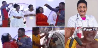 Rev Obofour gifts cars to Christiana Awuni,Akyere Bruwaa and gold to mother