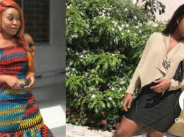 """""""Dear Death, I'm ready""""-Depressed Efia Odo threatens suicide after her 3some with Shatta and Junior US leaked"""