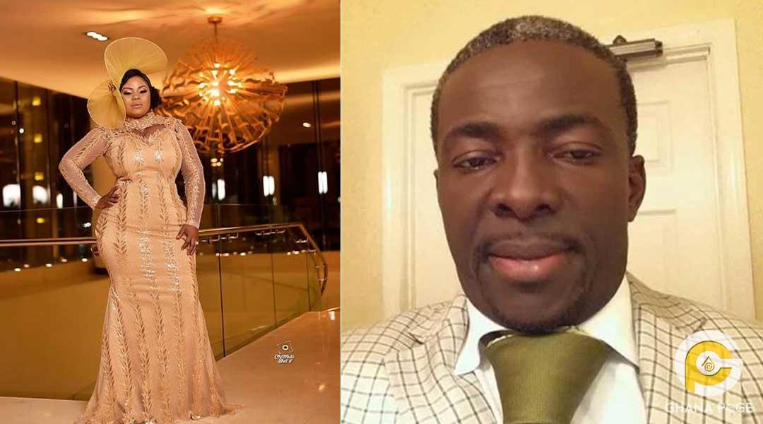 Women making up is not a sin – Gifty Adorye replies Papa Shee