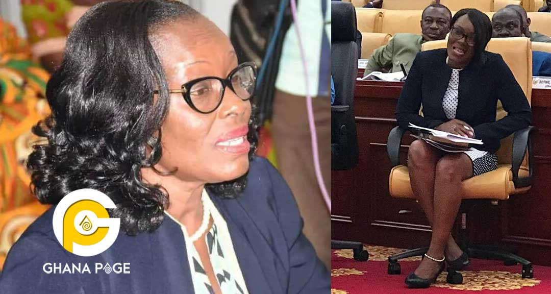 'At 64 years I am single & searching'-Attorney General, Gloria Akuffo
