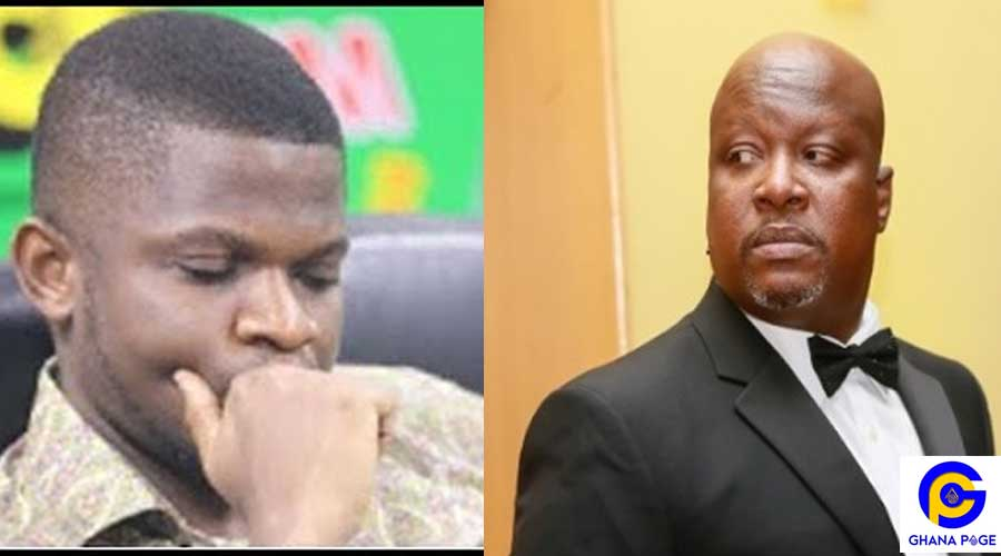 Sefa Kayi nearly sacked Sammy Gyamfi from his show for disrespecting him