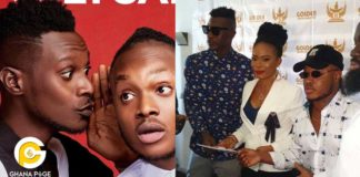 Keche signs juicy record deal with Golden Empire which includes GH¢2.5M,mansion & saloon car