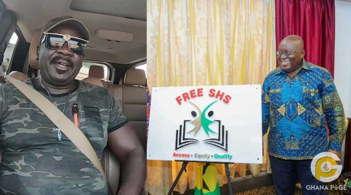 Stop making noise on free education and fulfill your promises - Koo Fori tells Akuffo Addo