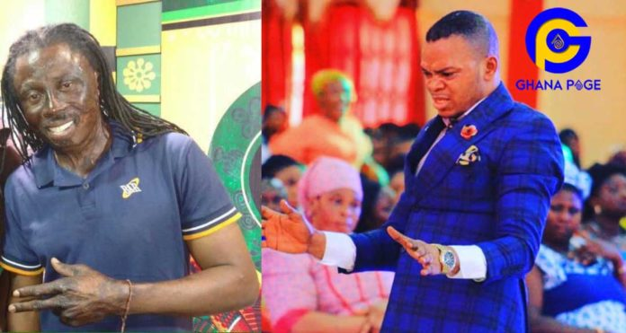 Video: My own best friend, Bishop Obinim disgraced me with a false prophecy-Kwaku Bonsam