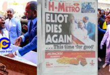 """Man who was """"resurrected"""" from death by Pastor Alph Lukau dies again- He died from stomach swelling"""