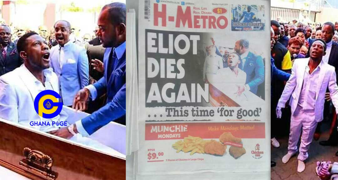 "Man who was ""resurrected"" from death by Pastor Alph Lukau dies again"