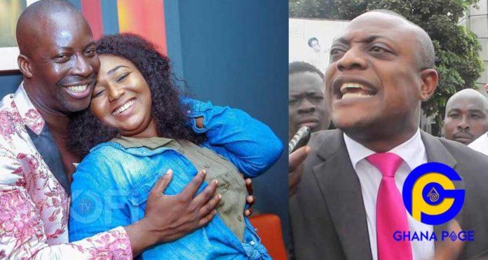 Women who scream God's name during se*x have free Visa to heaven-Maurice Ampaw tells Kumchacha