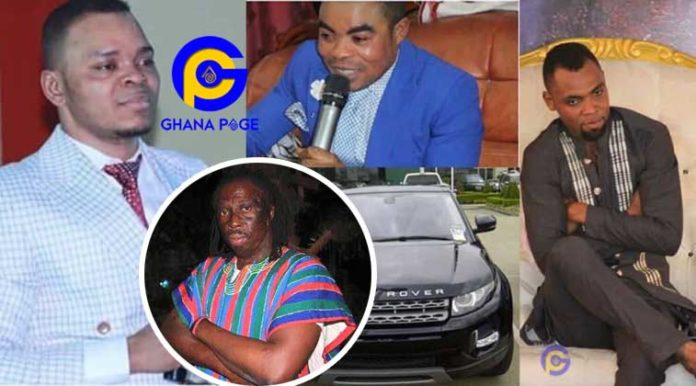 Video: Kwaku Bonsam praises Obofour for giving Obinim's son a car but sends him a stern warning