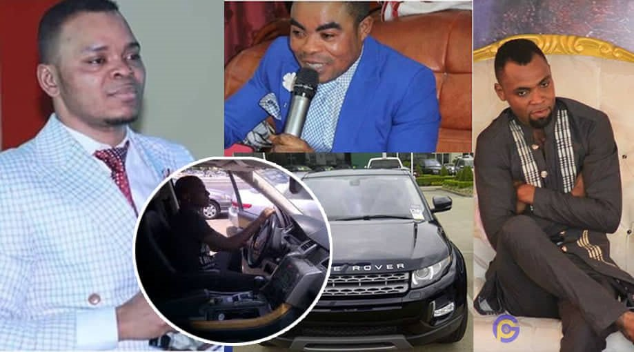 Obinim's son apologizes for receiving Range Rover & money from Obofour