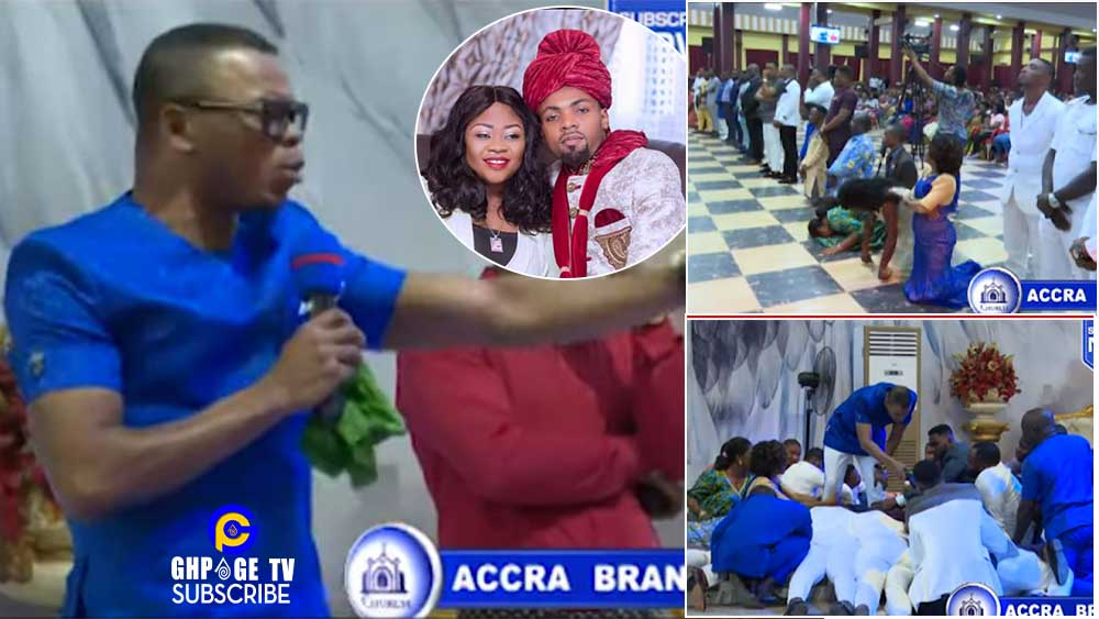Obinim sacks all his pastors after One Blow's 'betrayal