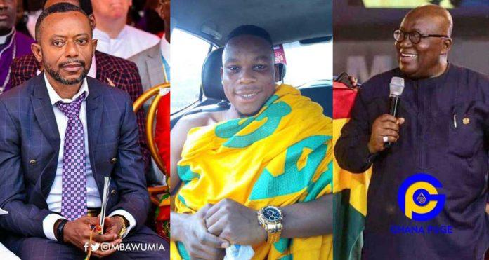Video: Owusu Bempah has been disgracing Christianity ever since NPP won-Gospel musician