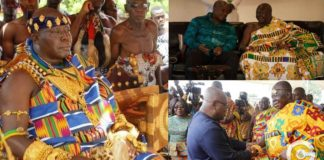 NPP, NDC will rule Ghana forever and that is a fact – Asantehene