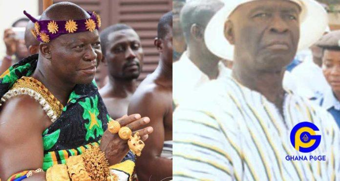 Opinion: How Barima Kweku Duah became Otumfour Osei Tutu II