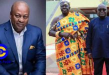 Video: Otumfour had meeting with Mahama and Akufo-Addo a day before 2016 election to bring peace