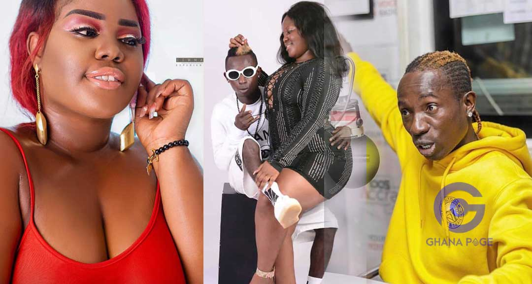 Queen Peezy changes her name on IG & deletes photos of Patapaa