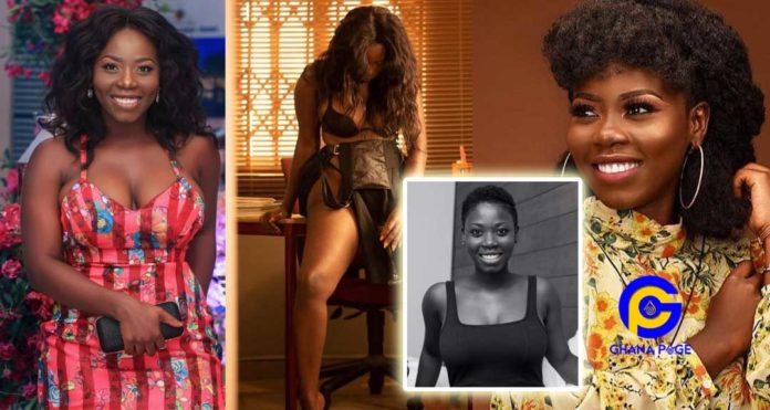 Meet Ruth Oti (Roototi) the beautiful young lady who played the role of 'Sadia' in TV3's GH series
