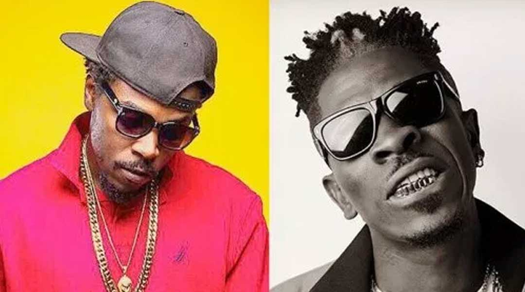 Shata Kwaw 2 - Kwaw Kese's songs are old school stop playing them- Shatta Wale