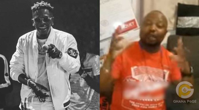 Shatta Wale's song saved my marriage - UK Based Ghanaian