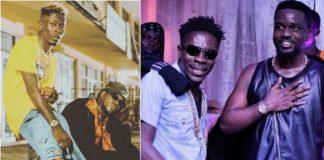 Shatta Wale names Medikal as the best rapper in Ghana