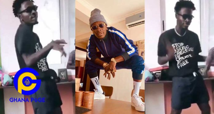 Video of Shatta Wale's lookalike pops up online- Striking resemblance [Watch]