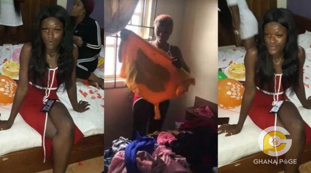Moesha Boduong slaps Gucci Mona over slay queen