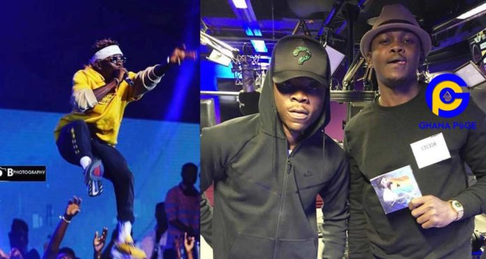 Shatta Wale replies Stonebwoy's manager after he described his awards at 3Music Awards as a joke