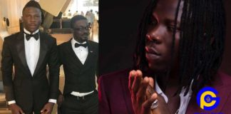 NAM1 showers praises only on Stonebwoy among the Zylofon Artists-Assures him of his comeback