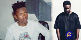 Strongman mocks Sarkodie after he 'kicked him out' of Sarkcess Music [SEE]