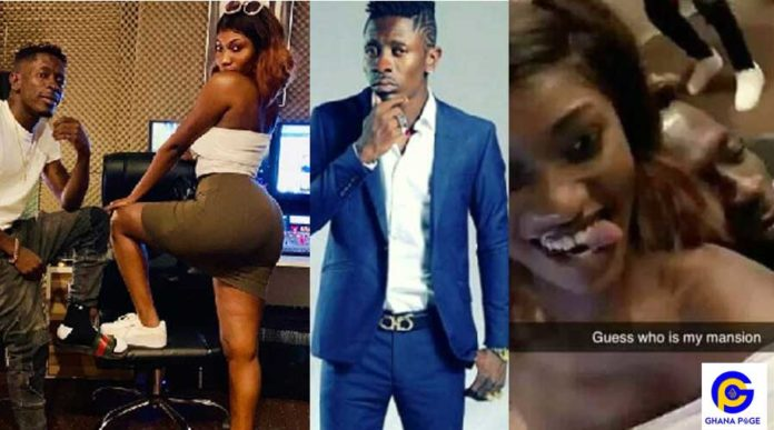 WENDY SHAY SHATTA DATE 696x387 - I wish i could marry Wendy Shay – Shatta Wale