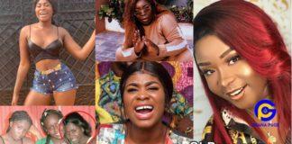 Stop comparing me to Yaa Jackson - Maame Serwaa tells Ghanaians [Video]