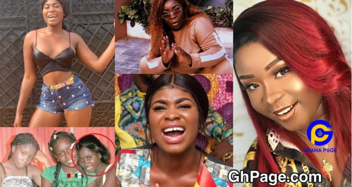 Stop comparing me to Yaa Jackson - Maame Serwaa tells Ghanaians [Video]