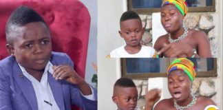 Yaw Dabo has broken his silence about Supposed baby mama who claimed in a video that she has a five-year-old son with the actor
