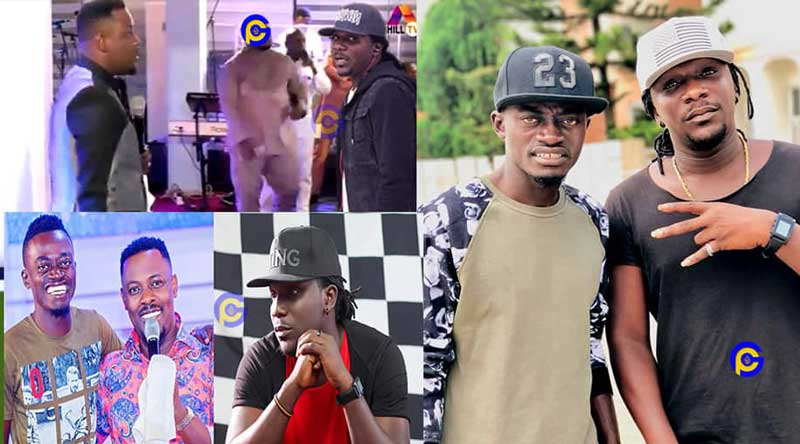 Lilwin's ex-manager Zack sacked by Prophet Nigel when he stormed his church