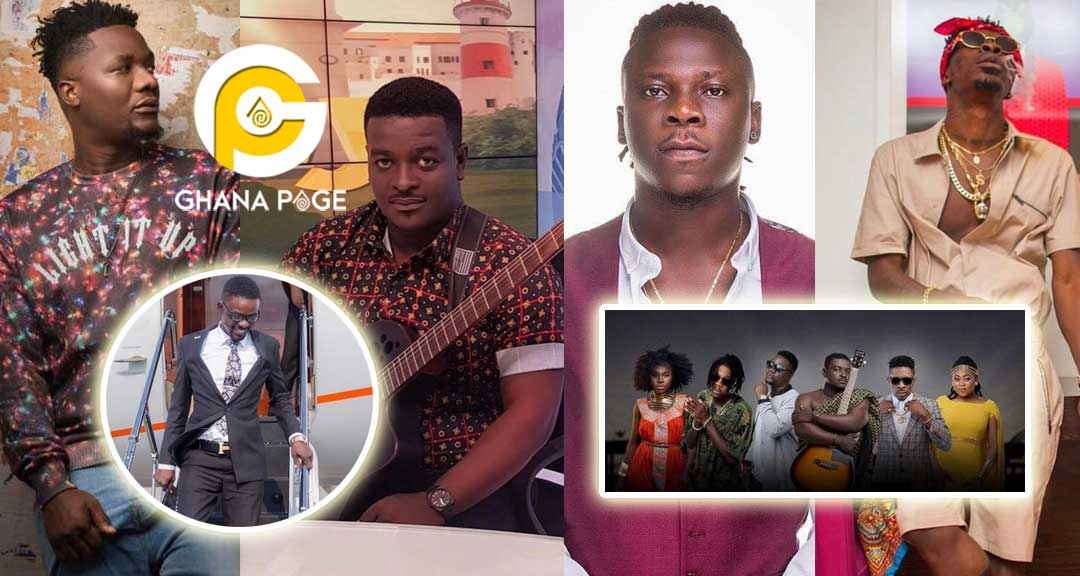 Here is how Zylofon Media artists reacted to the release of NAM1 from jail