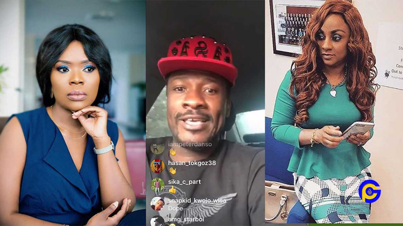 Asamoah Gyan Delay Wife - Asamoah Gyan jabs estranged wife and Delay in latest video?