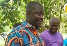 Pruning exercise: COCOBOD HR director tours Bono and Ahafo Regions